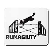 Agility Obstacles Mousepad