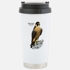 Peregrine Falcon Stainless Steel Travel Mug