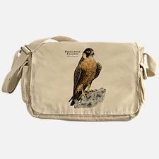 Peregrine Falcon Messenger Bag