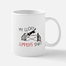 My Lucky Jumpers Shirt Mug