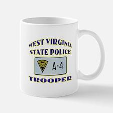 West Virginia State Police Mug