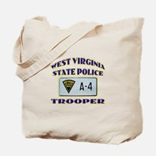 West Virginia State Police Tote Bag