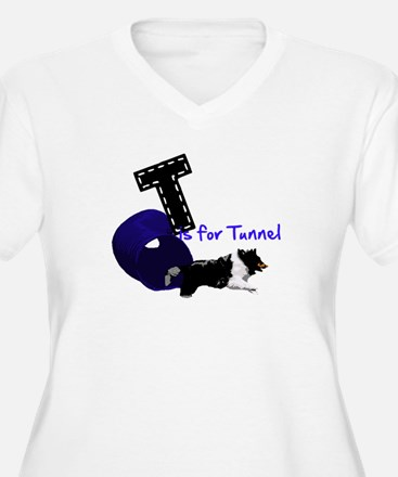 T is for Tunnel T-Shirt