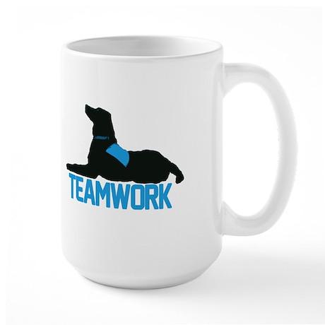 Therapy Teams Large Mug