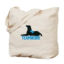 Therapy Teams Tote Bag