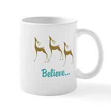 Believe in Santa Claus Small Mug