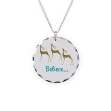Believe in Santa Claus Necklace