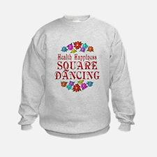 Square Dancing Happiness Sweatshirt