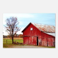 Ole' Red Postcards (Package of 8)