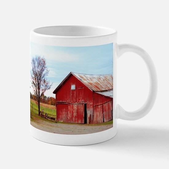 Ole' Red Mug