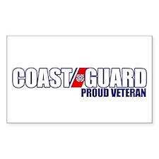 USCG Veteran Decal