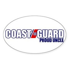 USCG Uncle Decal