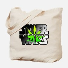 Stoner Wars Tote Bag
