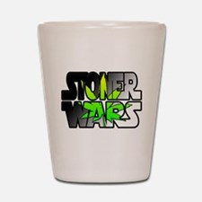 Stoner Wars Shot Glass