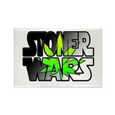 Stoner Wars Rectangle Magnet