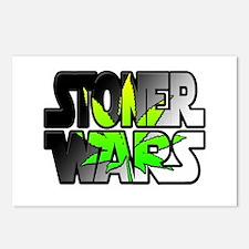 Stoner Wars Postcards (Package of 8)