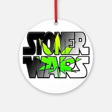 Stoner Wars Ornament (Round)