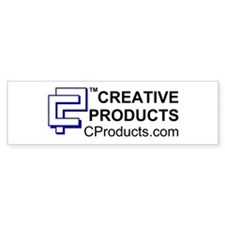 CREATIVE PRODUCTS Bumper Bumper Sticker
