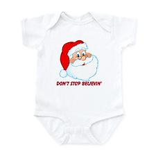 Don't Stop Believin' Infant Bodysuit