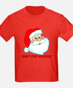 Don't Stop Believin' T