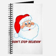 Don't Stop Believin' Journal