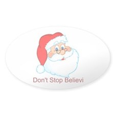 Don't Stop Believin' Decal