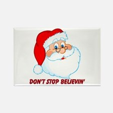 Don't Stop Believin' Rectangle Magnet (10 pack)