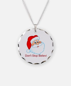 Don't Stop Believin' Necklace