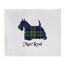 Terrier - MacLeod Throw Blanket