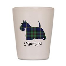 Terrier - MacLeod Shot Glass