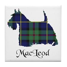 Terrier - MacLeod Tile Coaster