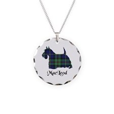 Terrier - MacLeod Necklace Circle Charm