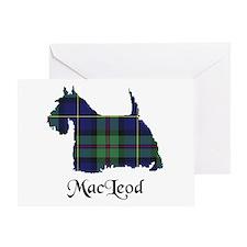 Terrier - MacLeod Greeting Card