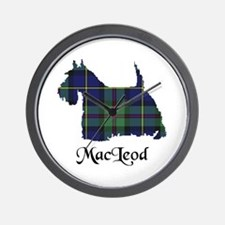 Terrier - MacLeod Wall Clock