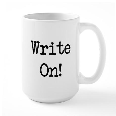Write On Large Mug