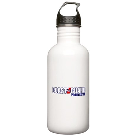 USCG Sister Stainless Water Bottle 1.0L