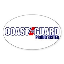 USCG Sister Decal
