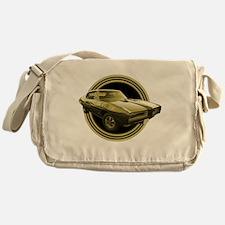 1968 Pontiac GTO Muscle Car Messenger Bag