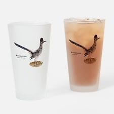 Roadrunner Drinking Glass
