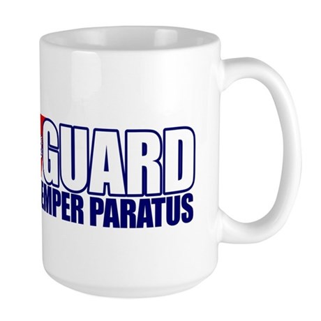 Semper Paratus Large Mug