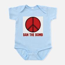 Ban the Bomb Infant Bodysuit