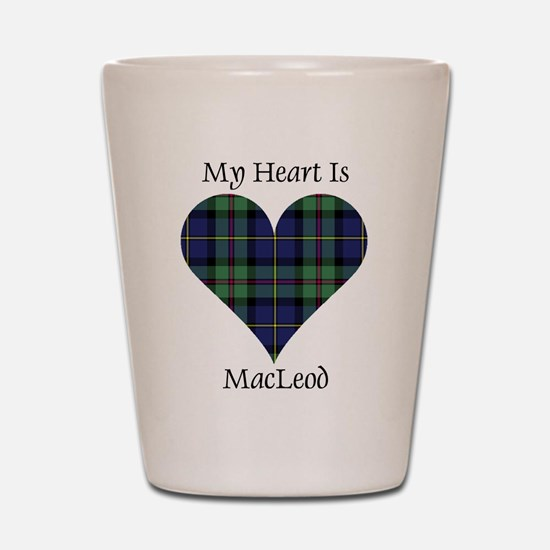 Heart - MacLeod Shot Glass