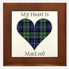 Heart - MacLeod Framed Tile