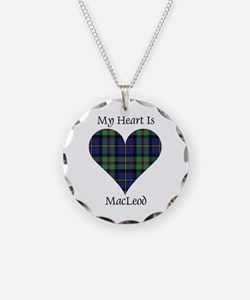 Heart - MacLeod Necklace
