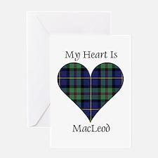 Heart - MacLeod Greeting Card