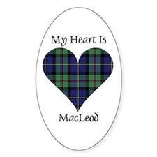 Heart - MacLeod Decal