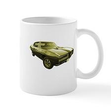 1968 Pontiac GTO Muscle Car Mug