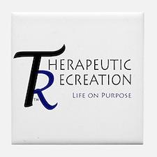Life on Purpose Tile Coaster