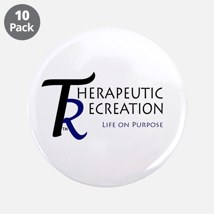 "Life on Purpose 3.5"" Button (10 pack)"