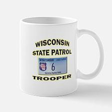 Wisconsin State Patrol Mug